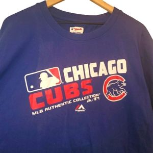 4/$25 MLB Chicago Cubs 4XL Short Sleeve T Shirt